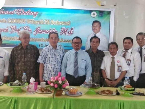 Staf Sambutan Maba Universitas Cokroaminoto Makassar Wisuda