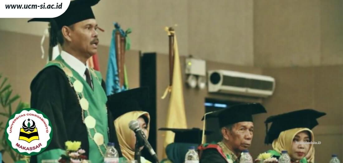 Universitas Cokroaminoto Makassar Wisuda