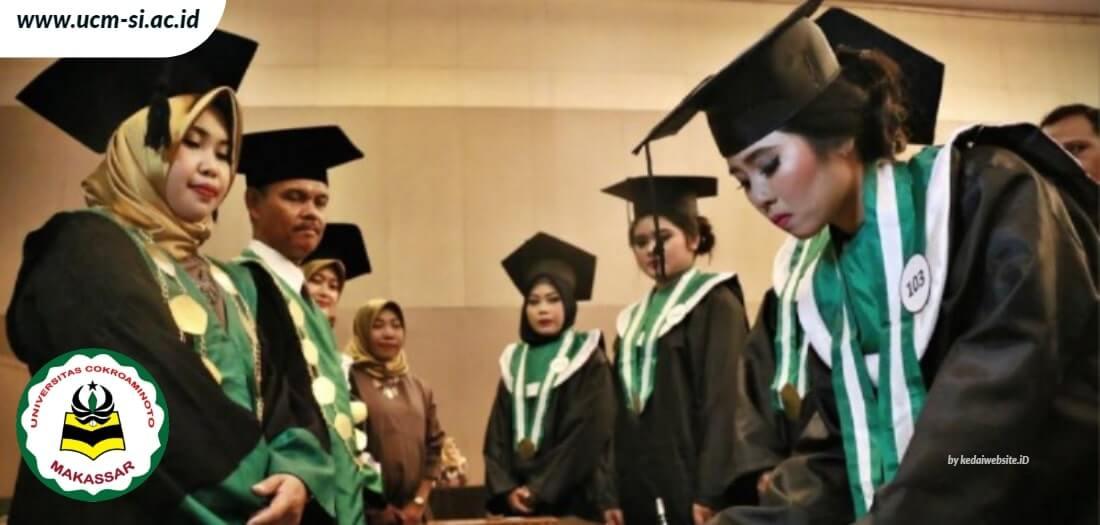 Universitas Cokroaminoto Makassar Wisuda 2