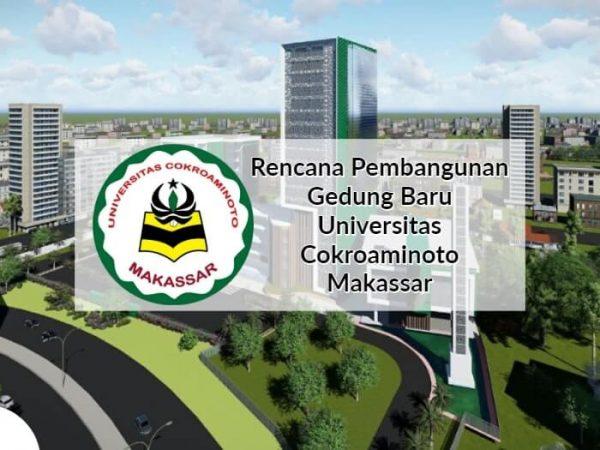 Rencana Pembangunan Gedung Baru